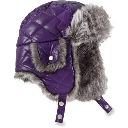 REI Quilted Aviator Hat