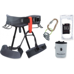 photo: Black Diamond Momentum Harness Package sit harness