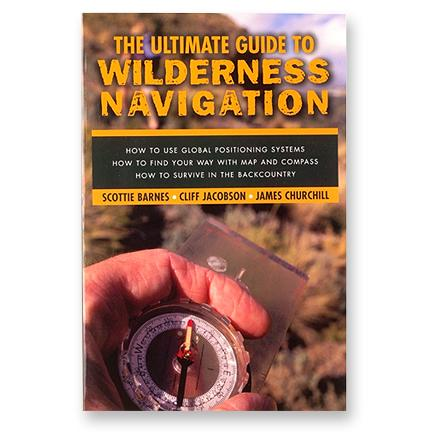Lyons Press Ultimate Guide to Wilderness Navigation