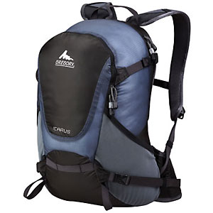 photo: Gregory Icarus daypack (under 35l)