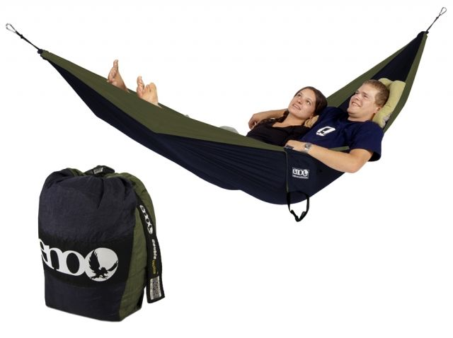 photo: Eagles Nest Outfitters Double Deluxe hammock