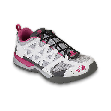 photo: The North Face Girls' Single-Track II trail running shoe