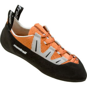 photo: Montrail Splitter climbing shoe