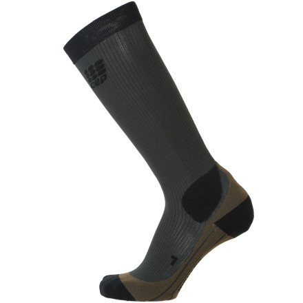photo: CEP Women's Outdoor Compression Sock compression sock