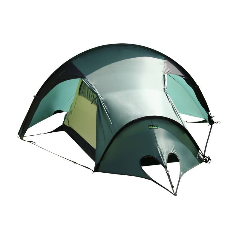 photo: Lowland Trailrunner 2 3-4 season convertible tent