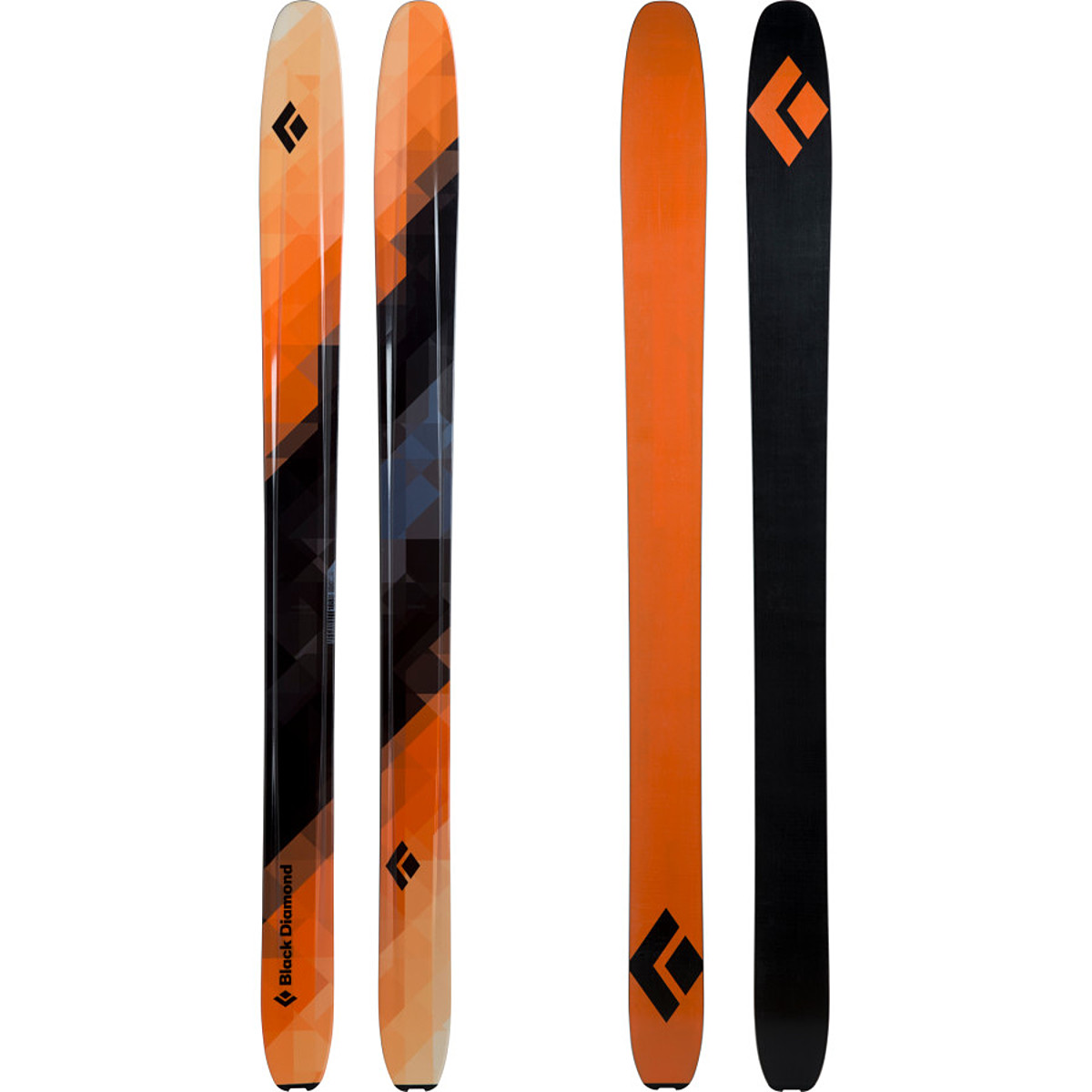 photo: Black Diamond Megawatt alpine touring/telemark ski