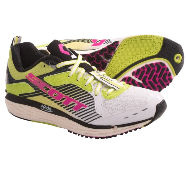 photo: Scott Men's T2C trail running shoe