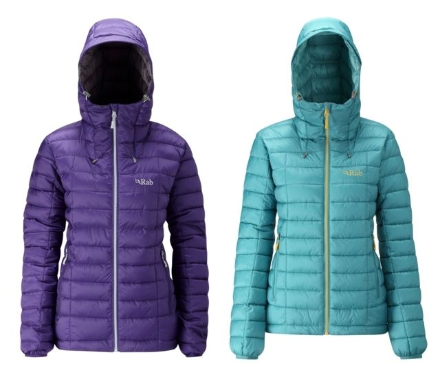 photo: Rab Women's Nebula Jacket synthetic insulated jacket