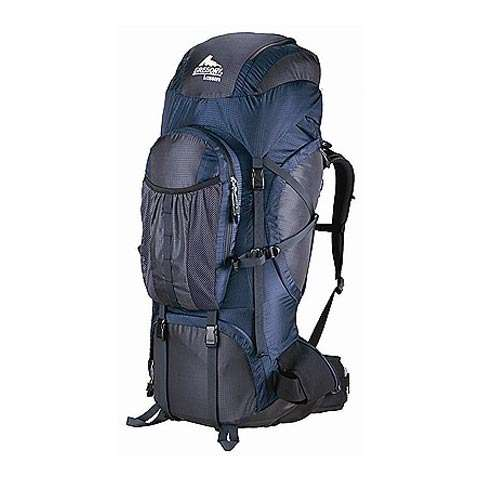 photo: Gregory Lassen expedition pack (70l+)