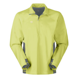 photo: Mountain Hardwear Transition Zip T wind shirt