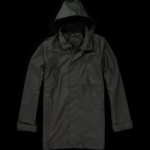 photo: Nau Succinct Trench Coat waterproof jacket