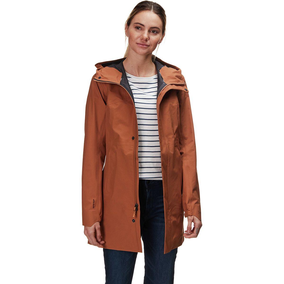 photo: Arc'teryx Codetta Coat waterproof jacket