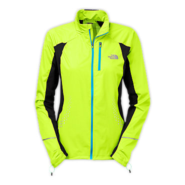 photo: The North Face Women's Apex Lite Jacket water resistant shell