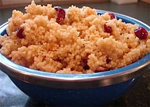Packit Gourmet Curried Cranberry Couscous
