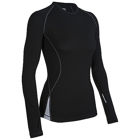 photo: Icebreaker GT 260 L/S Express Crew base layer top