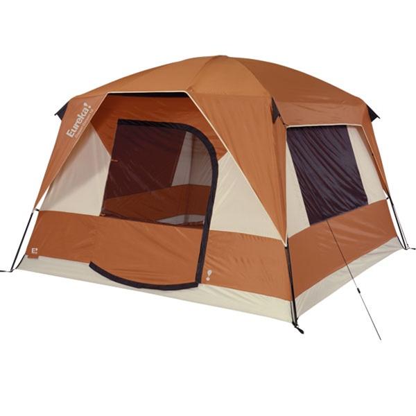 photo: Eureka! Copper Canyon 10 tent/shelter