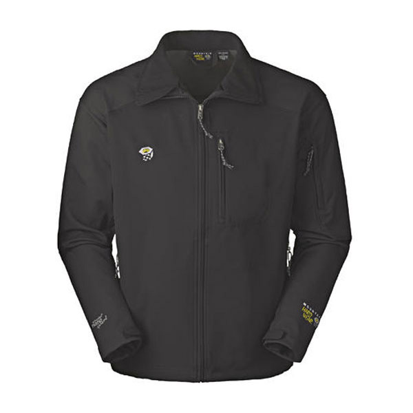 photo: Mountain Hardwear Velocity Guide Jacket soft shell jacket