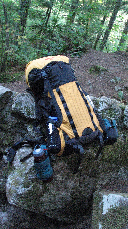 photo: Jack Wolfskin Tantrum overnight pack (35-49l)