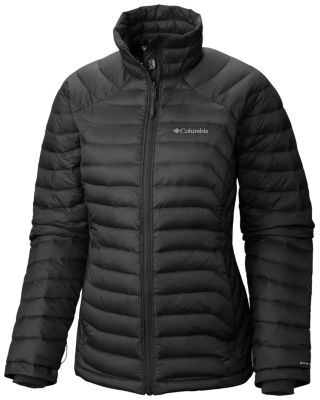 photo: Columbia Women's Powerfly Down Jacket down insulated jacket