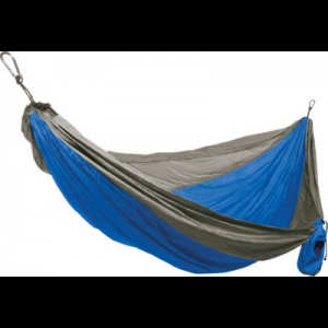 grand trunk double parachute nylon hammock reviews   trailspace    rh   trailspace