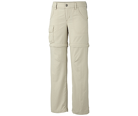 photo: Columbia Girls' Silver Ridge II Convertible Pant hiking pant