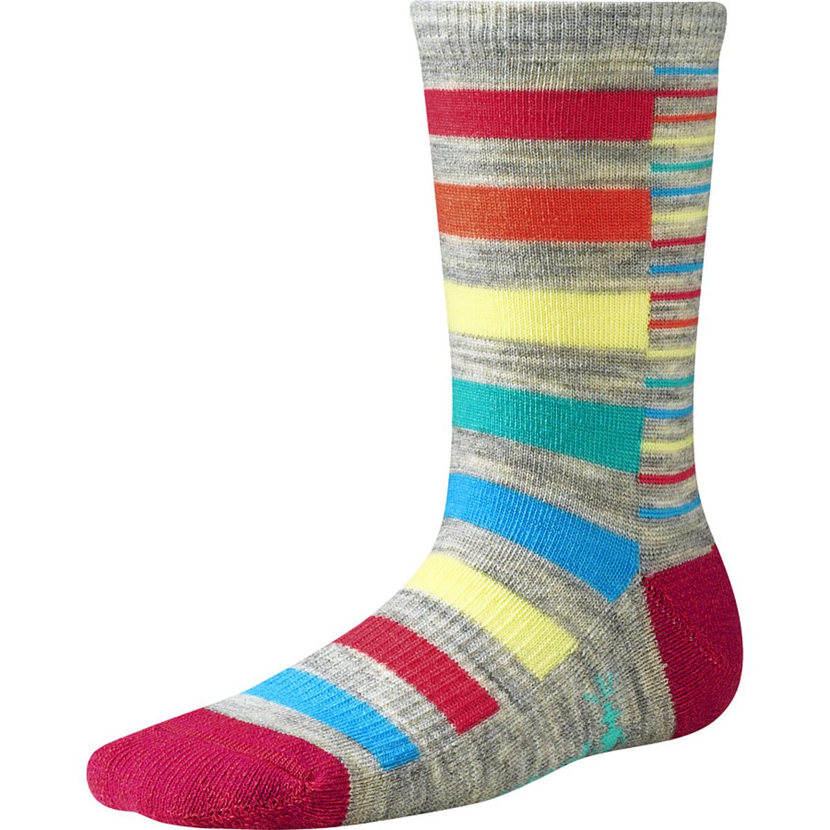 photo: Smartwool Kids' Split Stripe Socks sock