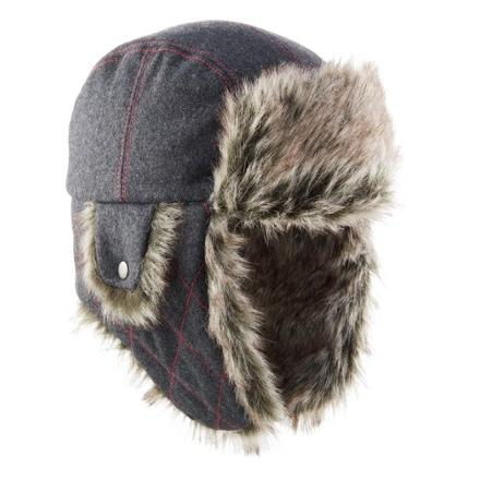 photo: REI Quilted Aviator Hat winter hat