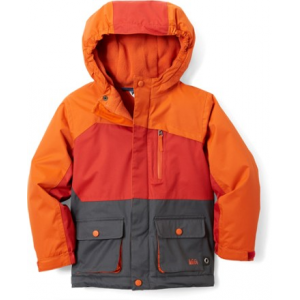 photo: REI Kids' Timber Mountain Jacket snowsport jacket