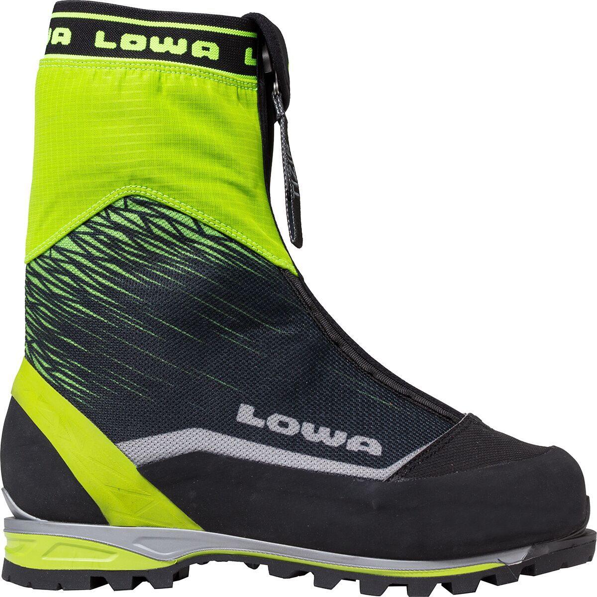photo: Lowa Alpine Ice GTX mountaineering boot