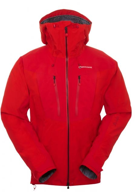 photo: Montane Endurance Pro Jacket waterproof jacket