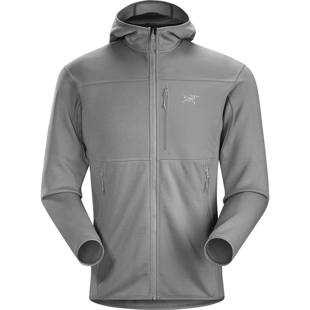 photo: Arc'teryx Fortrez Hoody fleece jacket