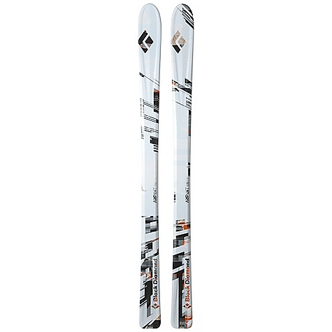 photo: Black Diamond Aspect Ski alpine touring/telemark ski