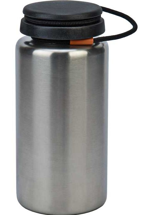 Nalgene Standard Stainless Steel Bottle - 38 oz