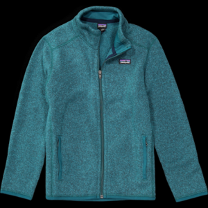 photo: Patagonia Boys' Better Sweater Jacket fleece jacket