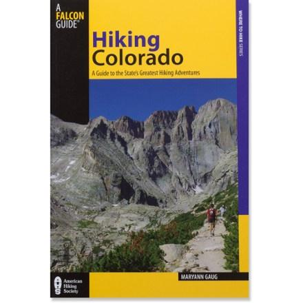 photo: Falcon Guides Hiking Colorado us mountain states guidebook