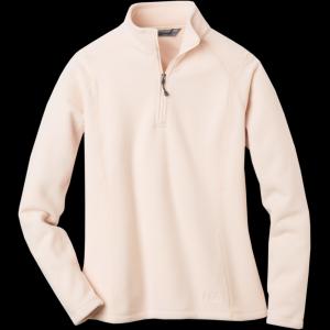 photo: REI Quarter-Zip Fleece Pullover fleece top