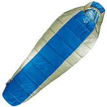 photo: Coleman Northbound 15 3-season synthetic sleeping bag