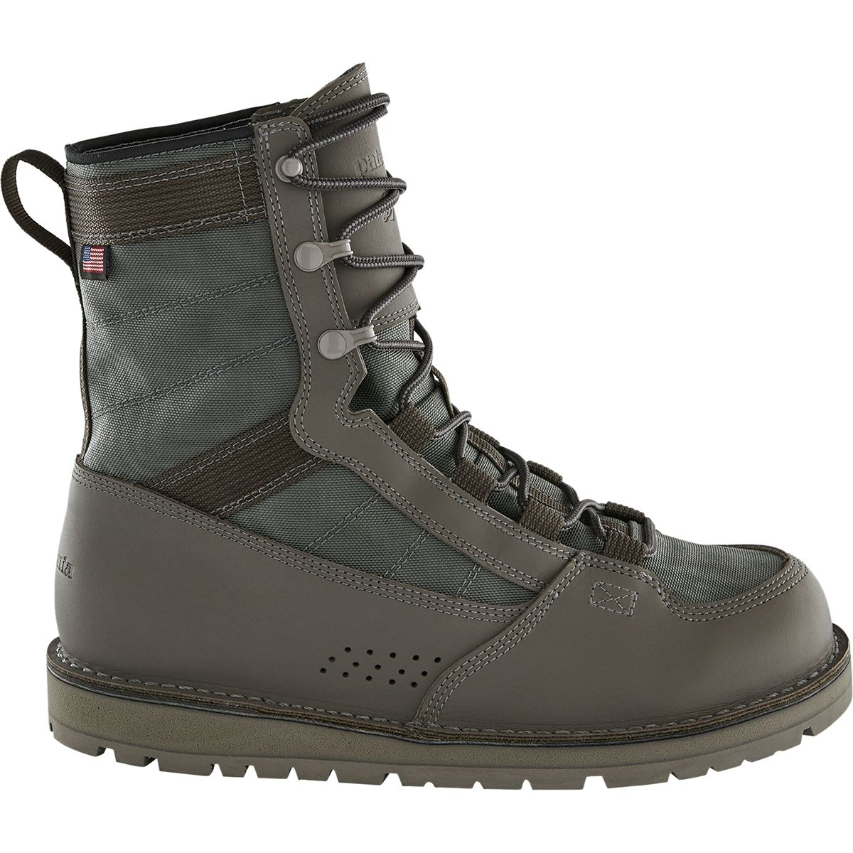 photo: Patagonia River Salt Wading Boots (Built By Danner) wading boots