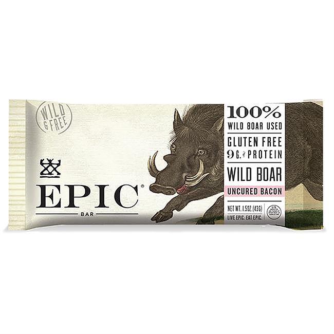photo: Epic Bar  nutrition bar