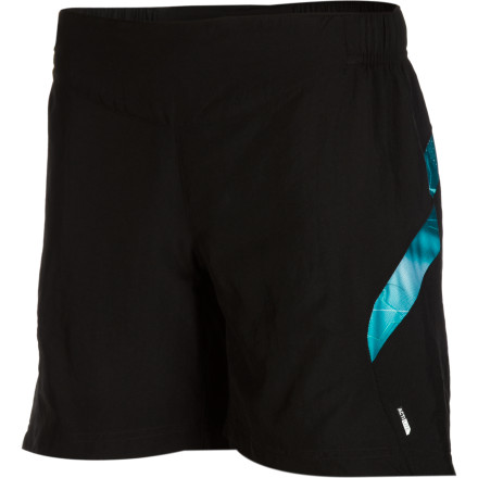 photo: Salomon Women's Trail III Short active short