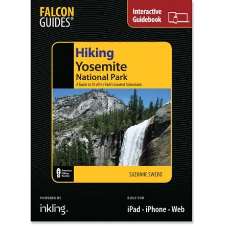 Falcon Guides Hiking Yosemite National Park
