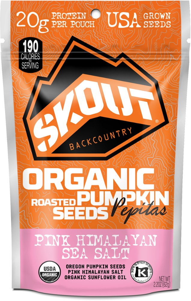 Skout Organic Roasted Pumpkin Seeds