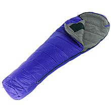photo: Downright Alpine 3-season synthetic sleeping bag