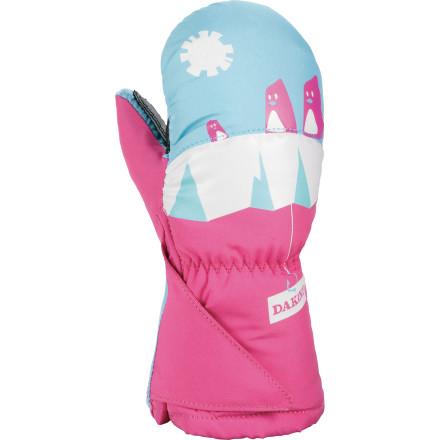 photo: DaKine Brat Mitt insulated glove/mitten