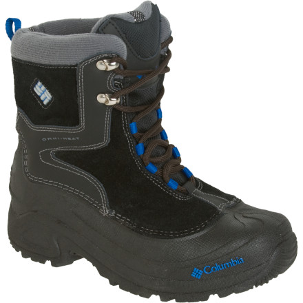 photo: Columbia Boys' Bugaboot Plus Boot winter boot