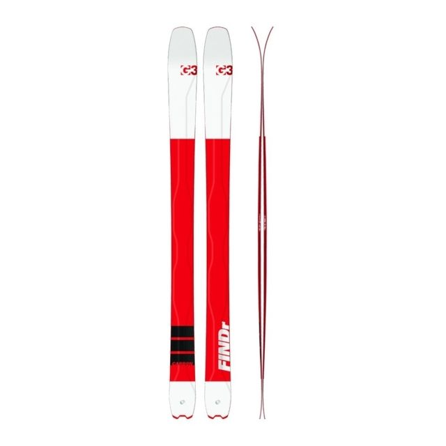photo: G3 FINDr 102 alpine touring/telemark ski