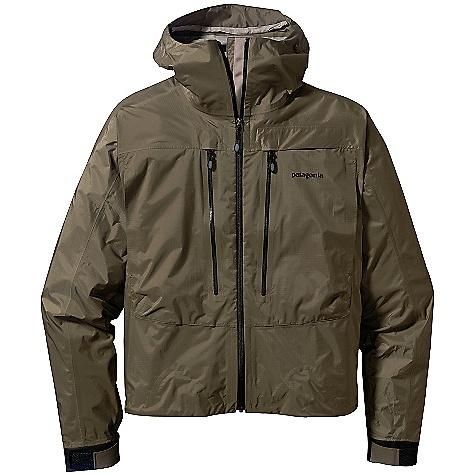 photo: Patagonia Deep Wading Jacket waterproof jacket