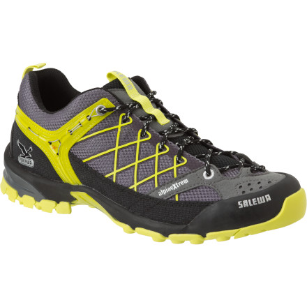 photo: Salewa Men's Fire Vent approach shoe