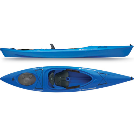 photo: Wilderness Systems Pamlico 120 recreational kayak