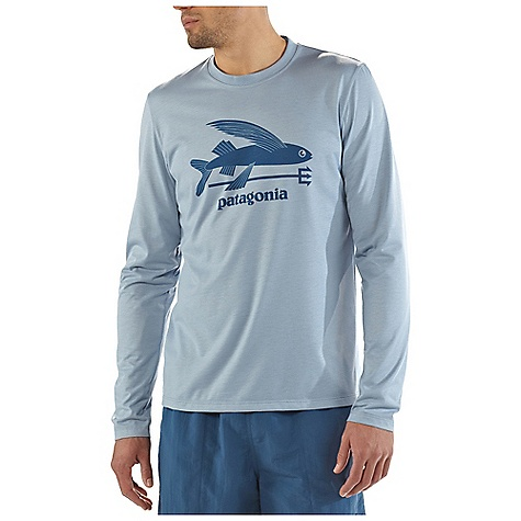 photo: Patagonia Men's L/S Polarized Tee long sleeve performance top
